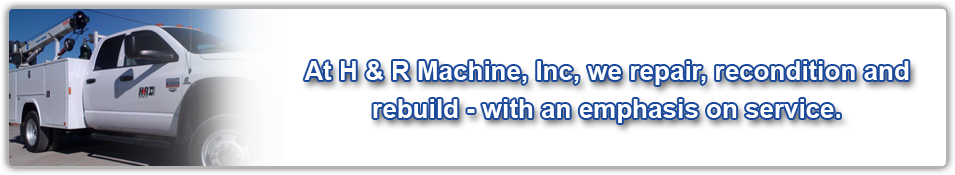 H & R Machine Inc.